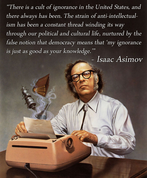 IsaacAsimov Quote