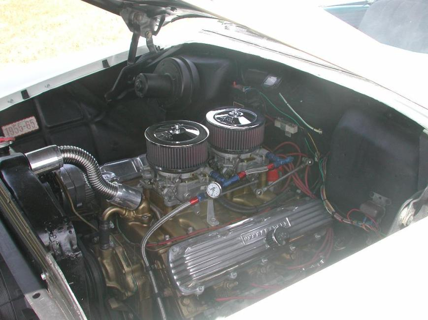 My Olds - Engine Left