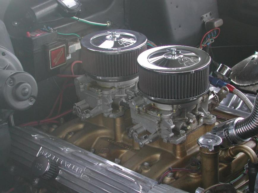 My Olds - Engine Right