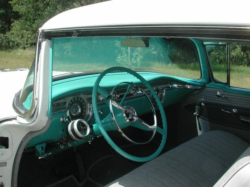 My Olds - Steering Wheel