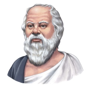 socrates-drawing
