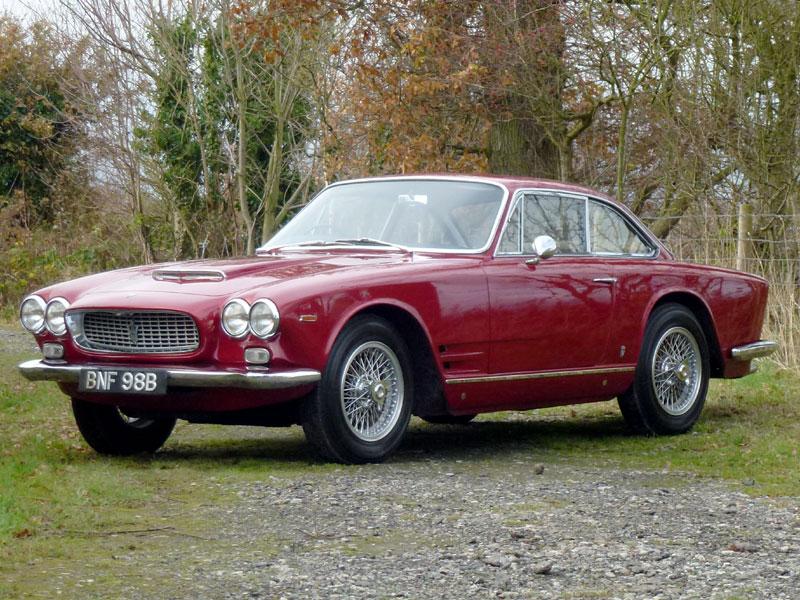 12-Maserati Sebring Coupe