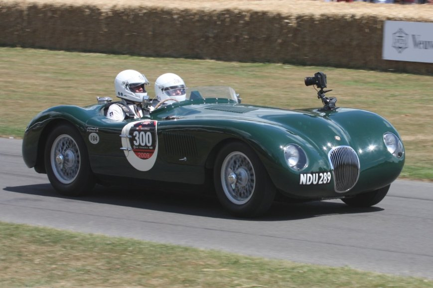 18-Jaguar C Type