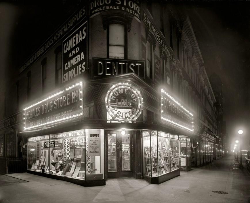 Old Drug Store