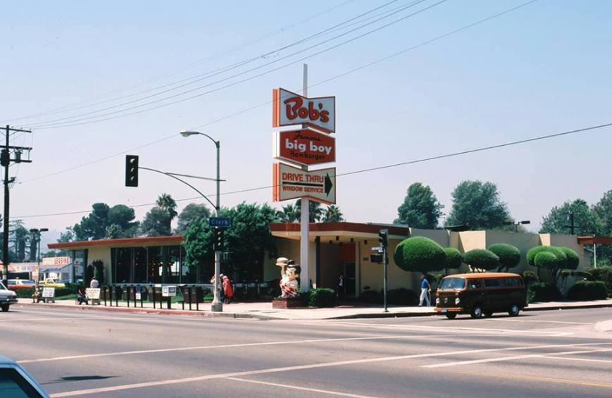 Bob's Big Boy - Van Nuys