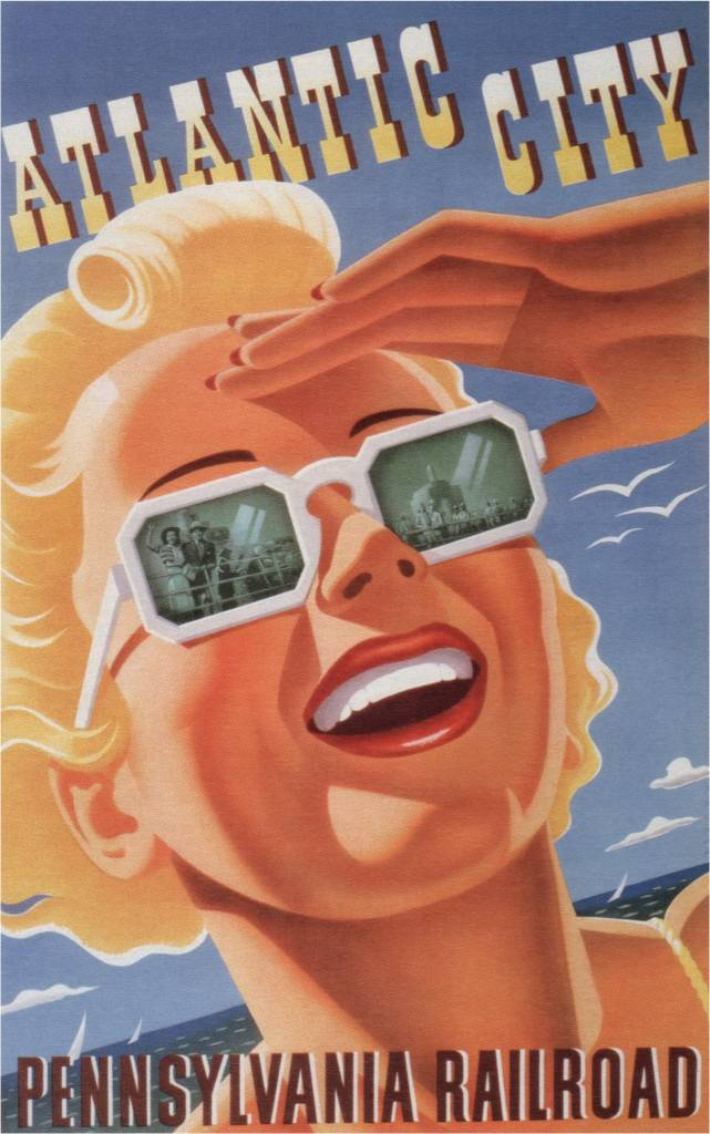 1940-by-artist-sascha-maurer-this-high-resolution-travel-advertising-poster-promotes-tourism-in-atlantic-city-via-pennsylvania-railroad-641x1024