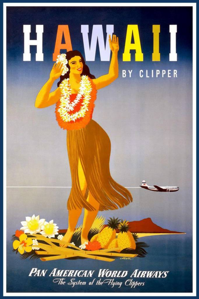 hawaii-by-clipper-john-atherton-1948-683x1024