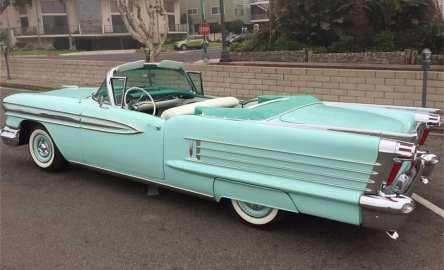 1958 Oldsmobile Super 88 Convertible-1