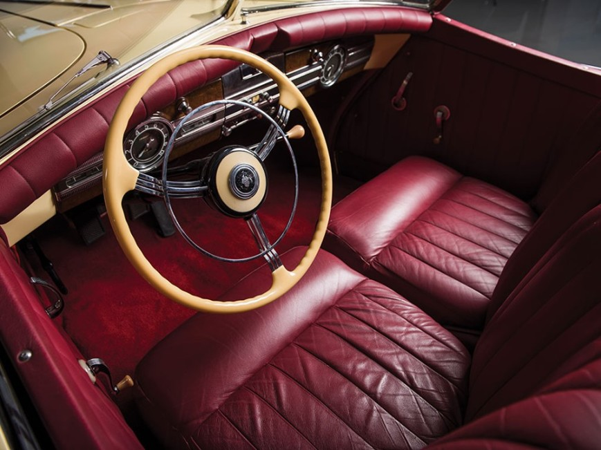 1939 Packard One Twenty Convertible Victoria by Darrin-2