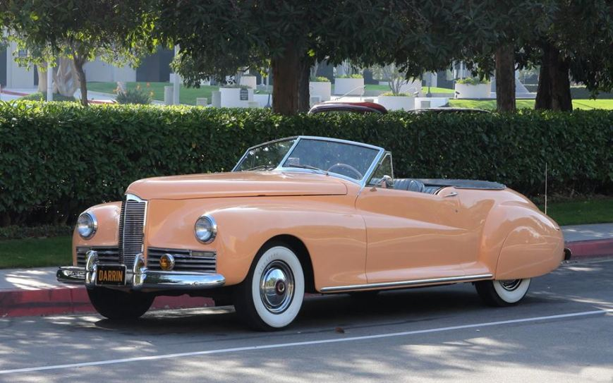 1941 Packard Clipper Darron