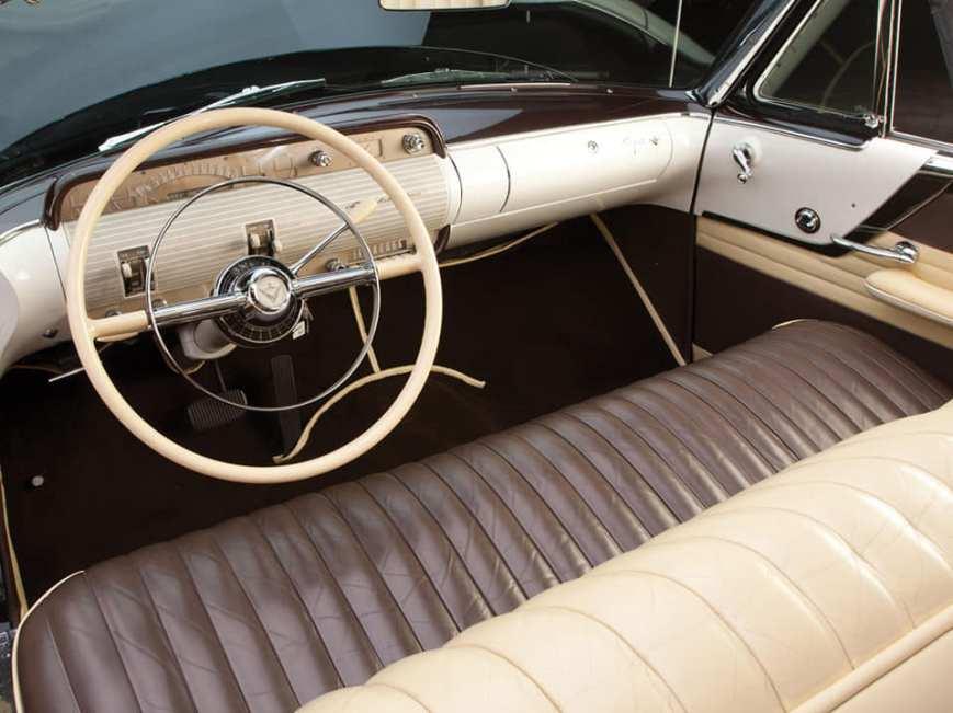 1954 Lincoln Capri Convertible-3