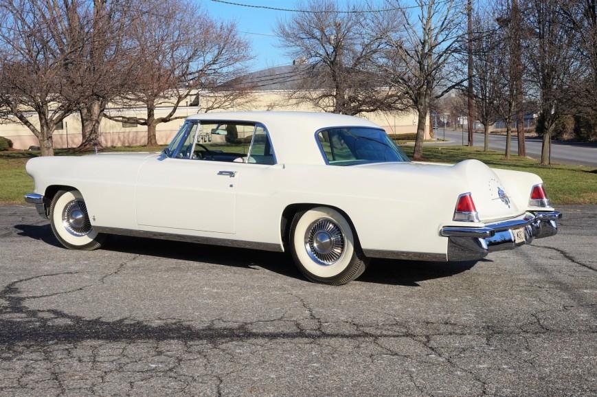 1956 Continental Mark II-3