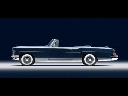 1956 Continental Mark II CONVERTIBLE-2