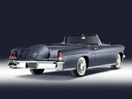 1956 Continental Mark II CONVERTIBLE-3