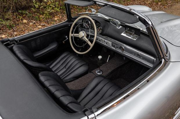 1957 Mercedes-Benz 300SL Roadster-3
