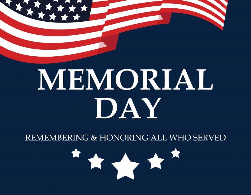 1-Memorial Day